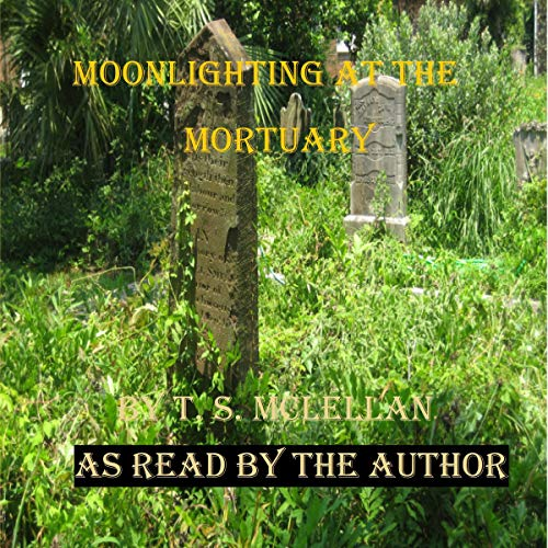 Moonlighting at the Mortuary: A Novel audiobook cover art