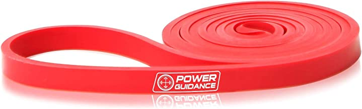 POWER GUIDANCE Pull Up Assist Bands Heavy Duty Resistance Band Mobility & Powerlifting Exercise Bands, Perfect for Body St...