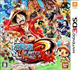 One Piece Unlimited World R (Does not work on USA 3DS/DSI/X)