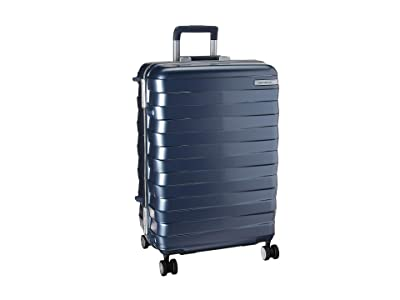 Samsonite Framelock 25 Upright Spinner (Ice Blue) Luggage