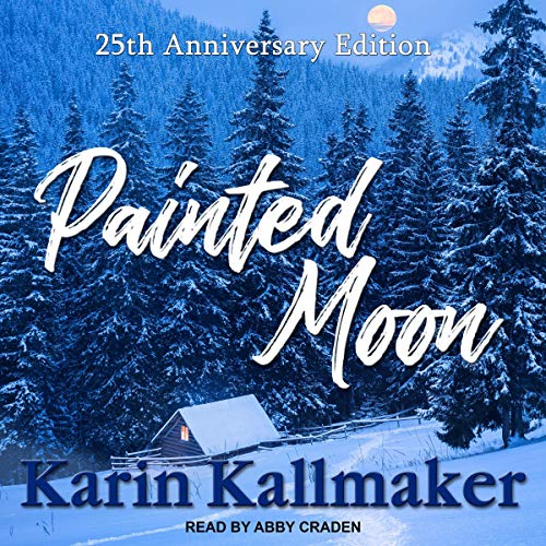 Painted Moon audiobook cover art