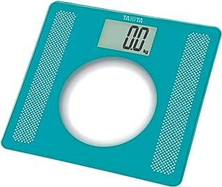 タニタ 体重計 デジタル グリーン HD-381 GR 乗るだけで電源オン