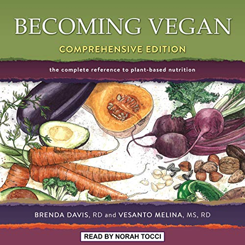 Becoming Vegan cover art