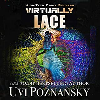 Virtually Lace  By  cover art