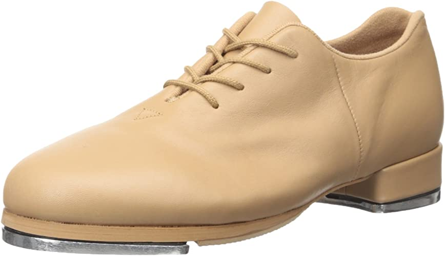 Bloch Wohommes Sync Tap Dance Tap chaussures, Tan, 4.5 M US