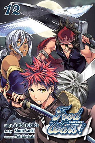 Food Wars!: Shokugeki no Soma, Vol. 12