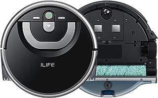 ILIFE Shinebot W400 ロボット洗浄機 床洗浄専門家 計画式掃除 浄水と汚水を分離 4つの掃除モード