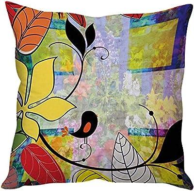 The Purple Tree Designer Cushion Covers (1 Piece)