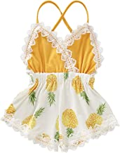 Best cute toddler girl rompers Reviews