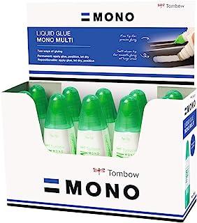 Tombow PT-MTC-10P Colle blanche liquide à deux extrémités