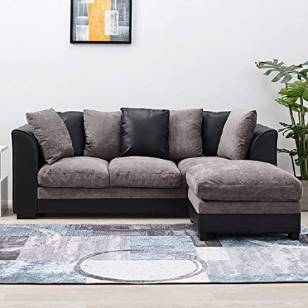 Excellent Amazon Co Uk Corner Sofas Couches Living Room Download Free Architecture Designs Aeocymadebymaigaardcom