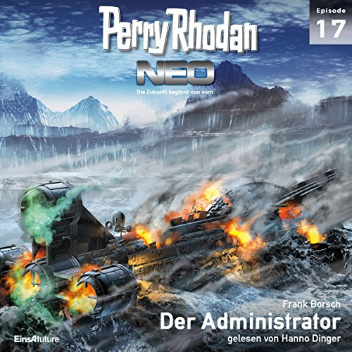 Der Administrator audiobook cover art