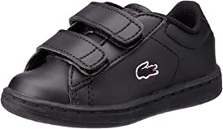 Lacoste Carnaby EVO BL 3 Fashion Shoes, BLK/BLK, 6 US