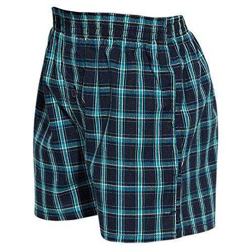 Ott-tricot 5-er Pack Jungen Boxershorts American Style Baumwolle Gr. 182/188 Verschiedene Designs