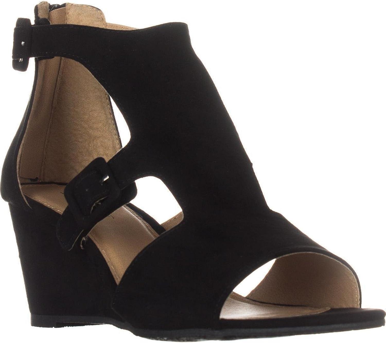 ESPRIT Womens Angel-E Open Toe Casual Ankle Strap Sandals