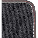 Favorit Fußmatten für Lexus is 200 ab 5.99 Velours Automatten Original Qualität rot Silber