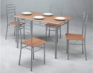 comprar comparacion Kit Closet mesas de Cocina, Acero_Inoxidable, Miel