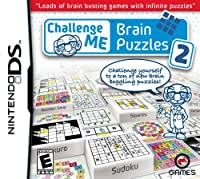 Challenge Me: Brain Puzzles 2 (輸入版)