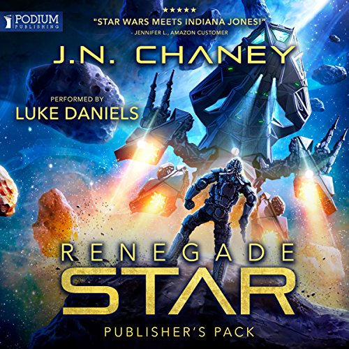 Publisher's Pack, Book 1&2 - JN Chaney