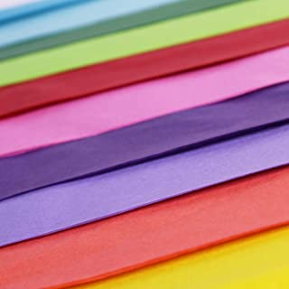 Mixed Coloured Tissue Paper