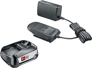 Bosch Home and Garden 1600A01T9S Starter Set, Sistema de 18 voltios, batería de 2,5Ah, Cargador en Caja 4,5 de 5 estrellas291