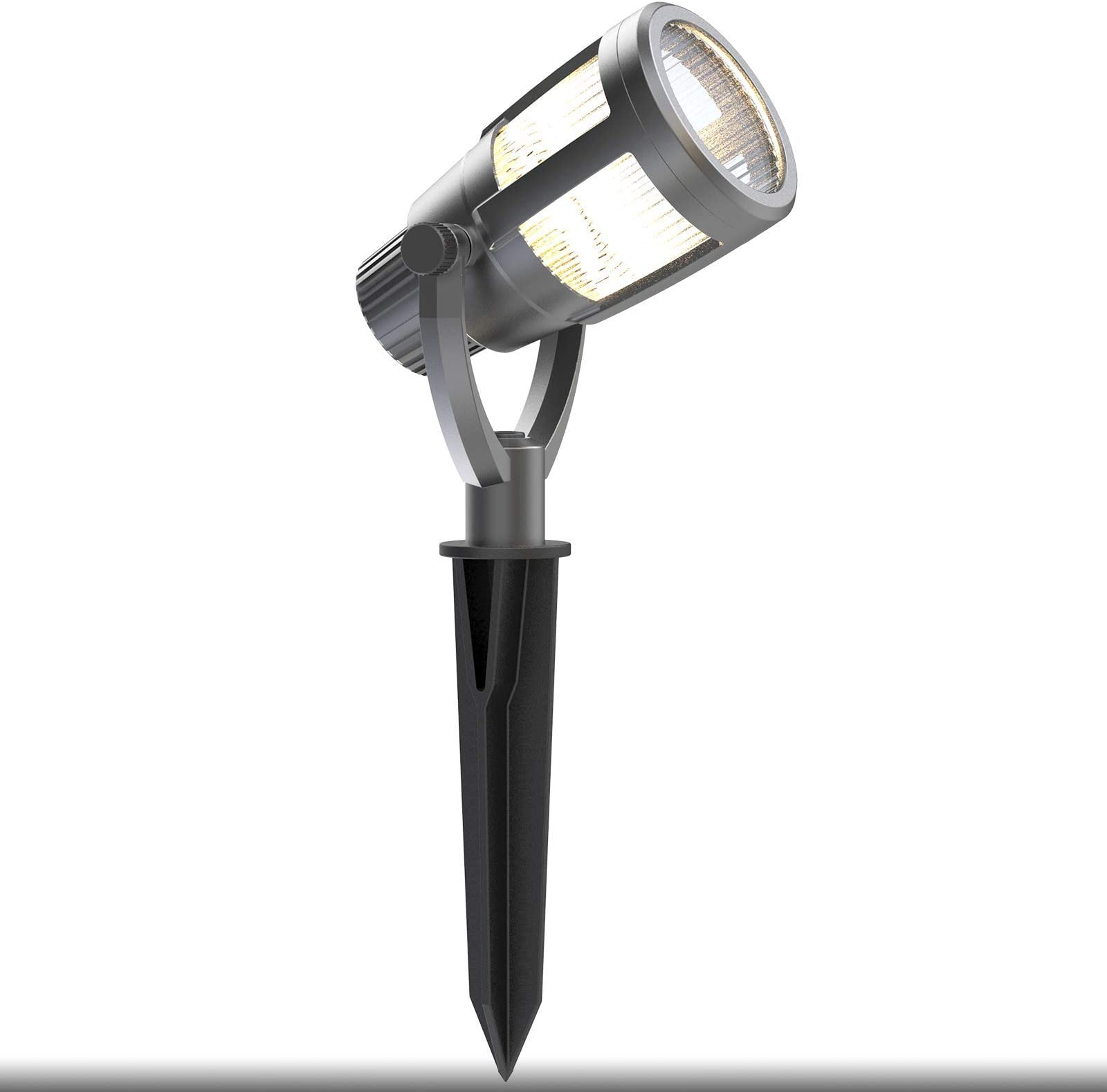 Malibu Prominence LED Floodlight LED Low Voltage Landscape Lighting Outdoor Spotlight Waterproof Lighting for Driveway, Yard, Lawn, Flood, Garden, Outdoor Lighting 8418-2606-01