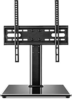 comprar comparacion RFIVER Soporte Pie TV Universal de Mesa Peanas para Television de 27 a 55 Pulgadas con Altura Ajustable UT4001