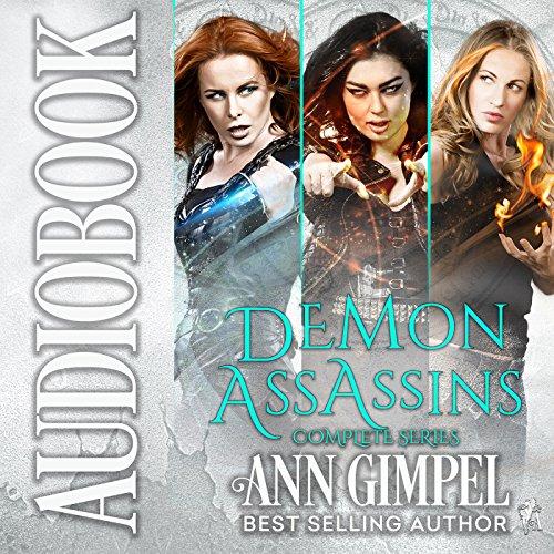 Demon Assassins cover art