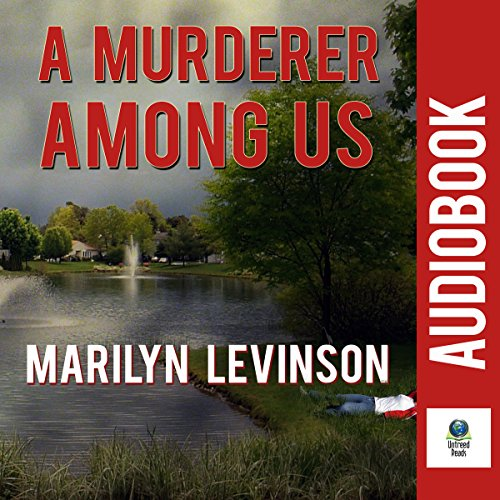 A Murderer Among Us audiobook cover art
