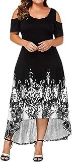 Suchergebnis Auf Amazon De Fur Abendkleid Ubergrosse Midi Kleider Damen Bekleidung