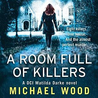 A Room Full of Killers audiobook cover art