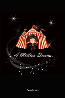 Circus Dreams Notebook