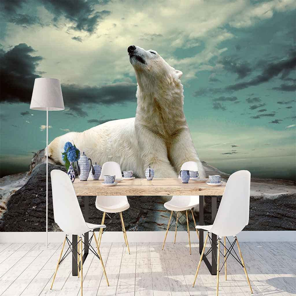 VITICP 3D Wall Murals Bedroom Peel Reservation Large Living Room excellence Wallpapers