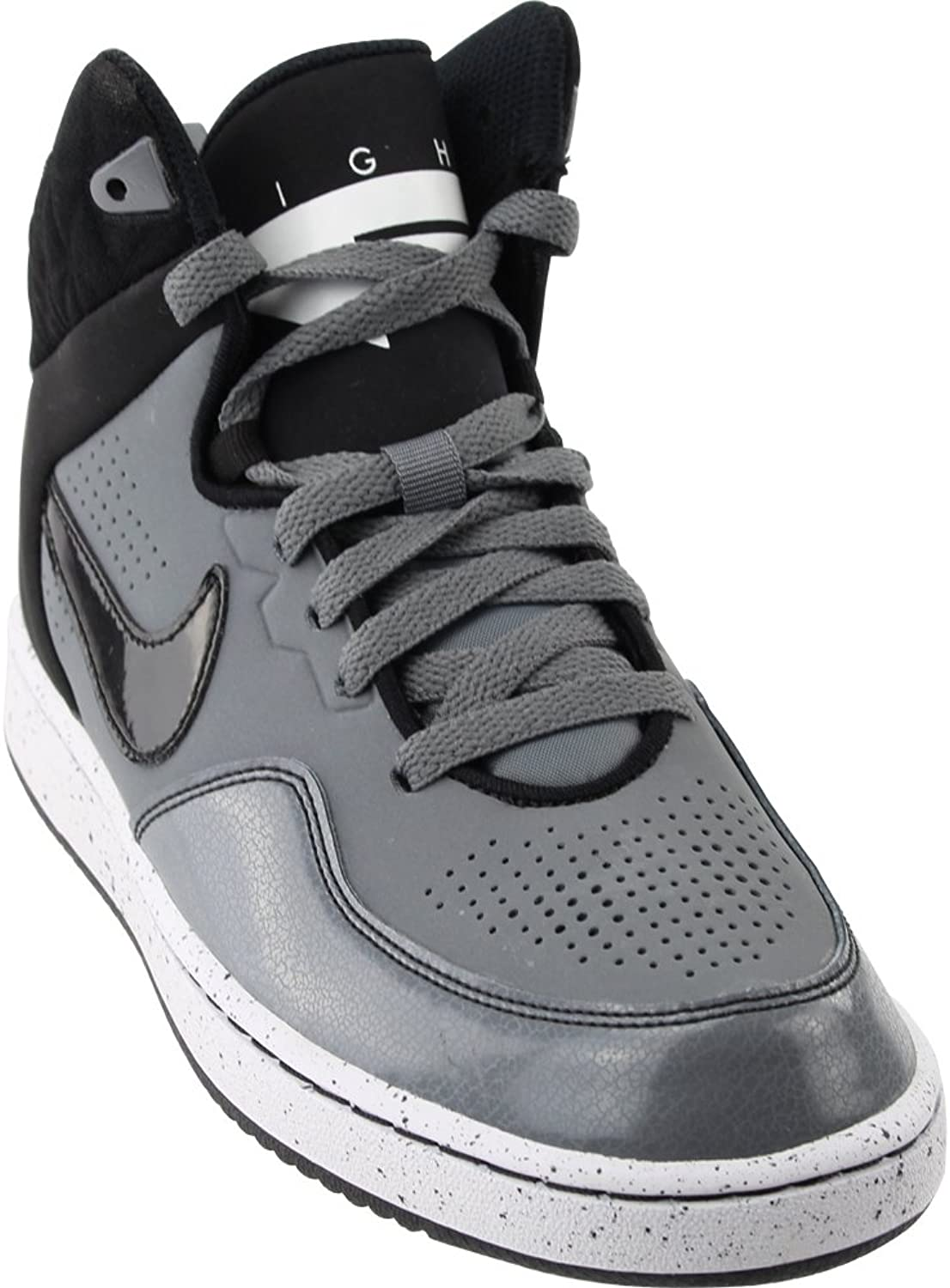 Nike First Flight GS Women's Sports shoes Grey Leather 725132