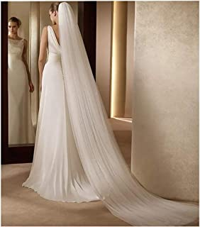 cathedral veil two tier