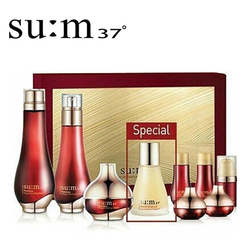 トリクル期限シェルター[su:m37/スム37°] SUM37 Flowless Special Set/ sum37 スム37? フローレス 3種 企画セット +[Sample Gift](海外直送品)