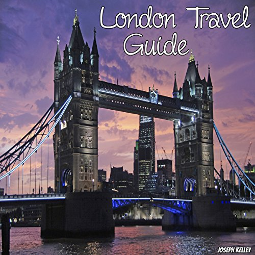 London Travel Guide cover art