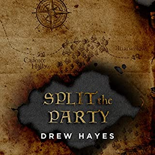 Split the Party cover art