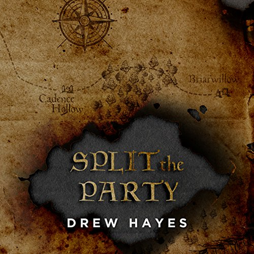 Split the Party     Spells, Swords, & Stealth Series #2              Written by:                                                                                                                                 Drew Hayes                               Narrated by:                                                                                                                                 Roger Wayne                      Length: 11 hrs and 19 mins     50 ratings     Overall 4.8