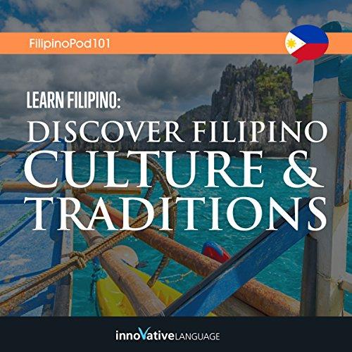 Learn Filipino audiobook cover art