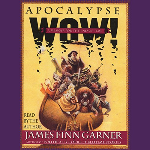 Apocalypse Wow audiobook cover art