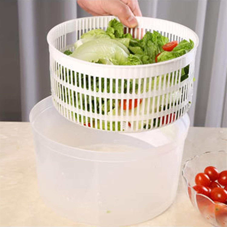 Salad Spinner Lettuce famous Green Dryer Drain Washer Popular product Cri