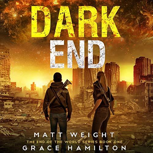 Dark End audiobook cover art