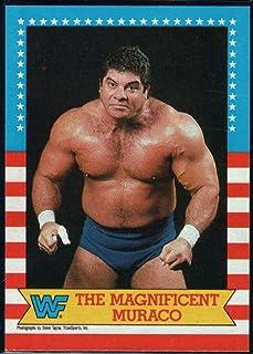 2014 Leaf Originals Wrestling #DM1 Don Muraco Auto Autographed Card Verzamelkaarten, ruilkaarten
