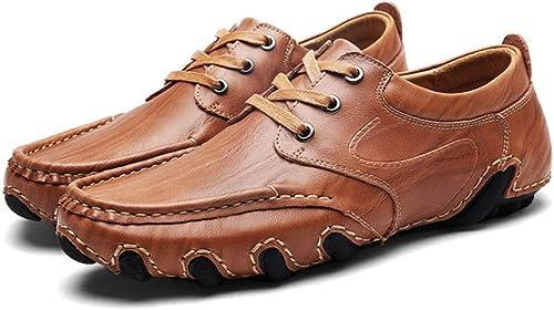 Chaussures Décontractées Pour Hommes Grande Taille Mocassins Chaussures Confortables Mocassin Chaussures De Conduite Souples Chaussures Plates Pois Chaussures
