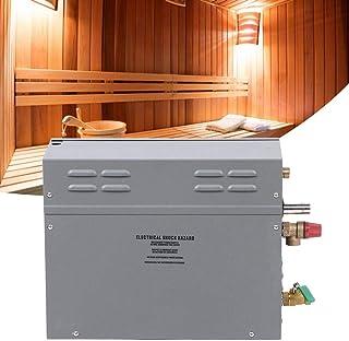 Générateur de Vapeur, Douches de Vapeur d'eau Auto-drainant 6KW à Alimentation Automatique, Générateur de Sauna électrique...