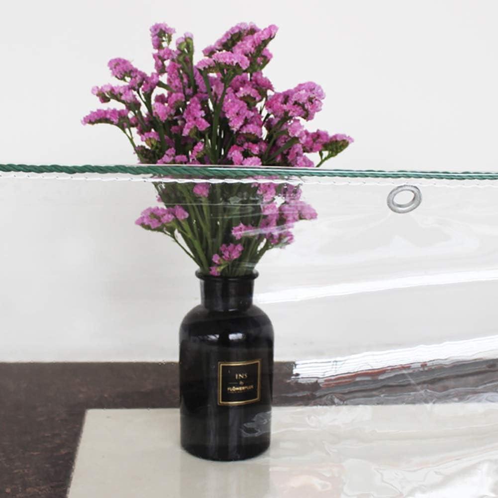 Transparent Waterproof Tarpaulin Cover - Insulation Film free Balcony Popular overseas