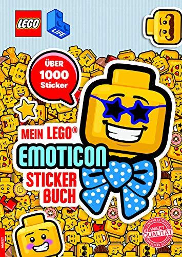 LEGO® Life™ - Mein LEGO® Emoticon-Stickerbuch