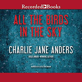 All the Birds in the Sky cover art