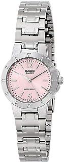 كاسيو LTP-1177A-4A1DF للنساء (ساعة رسمية، بعقارب)